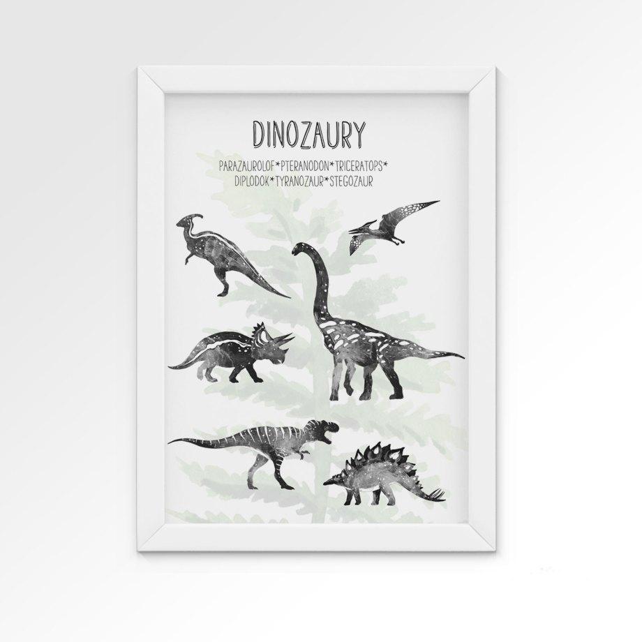 plakat-dinozaury-dekorillo
