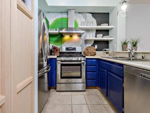 Mutfak için fotoğraf kağıdı - yüzer raflı fotoğraf