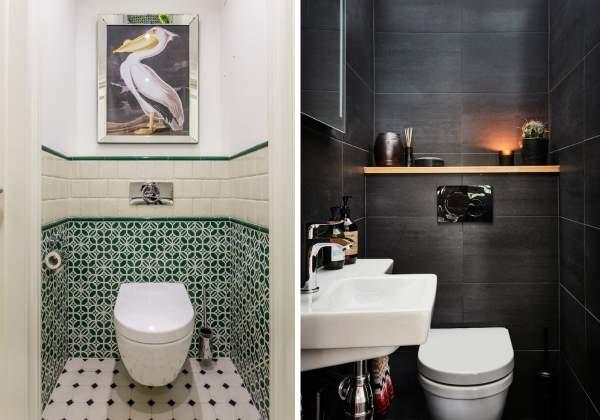 туалет в квартире дизайн фото 1
