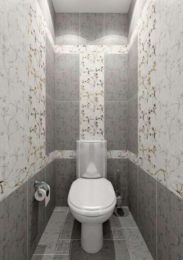 отделка туалета плиткой фото дизайн 6