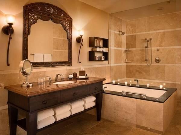 klasik tarzda banyo aplikleri, fotoğraf 24
