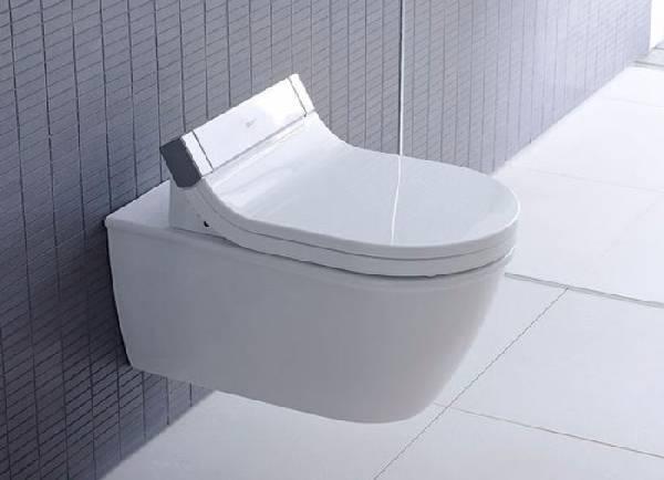 Duvara asılı çerçevesiz tuvalet, fotoğraf 27