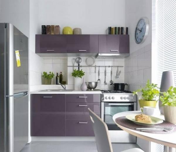 дизайн маленькой кухни фото 5
