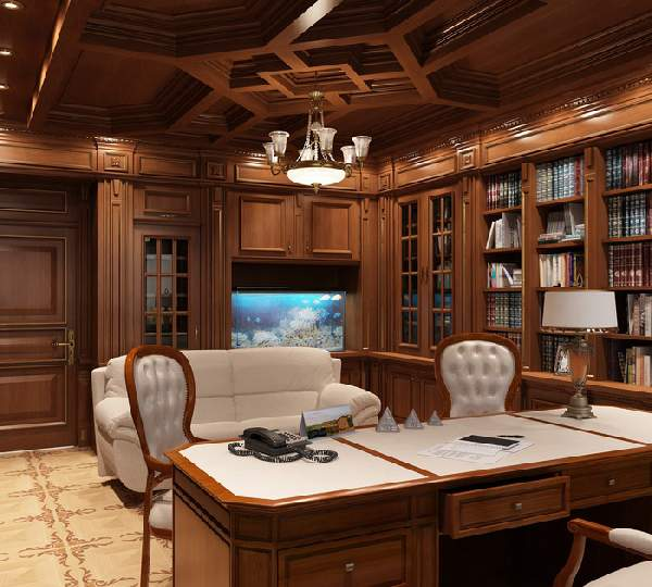 ofisin içi modern tarzda, fotoğraf 27