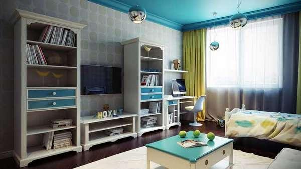 bir erkek çocuk odasının içi, fotoğraf 15