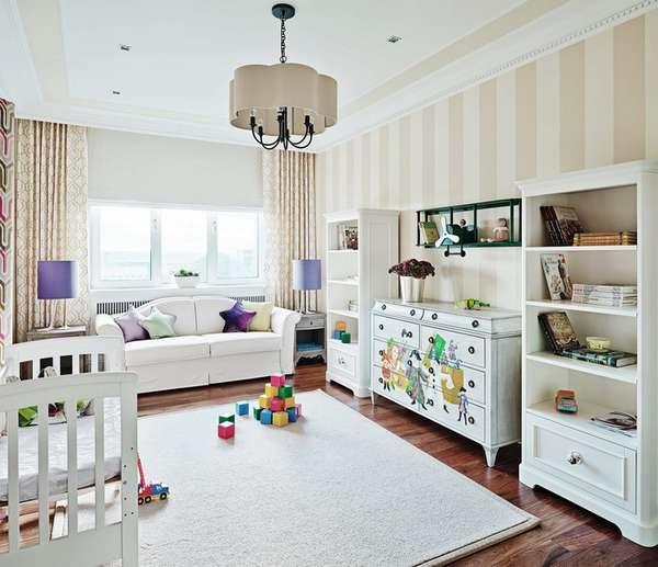 3 yaşında bir çocuk için çocuk odasının içi, fotoğraf 2