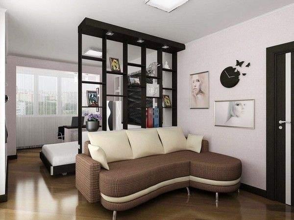 tek odalı küçük bir dairenin tasarımı, fotoğraf 20