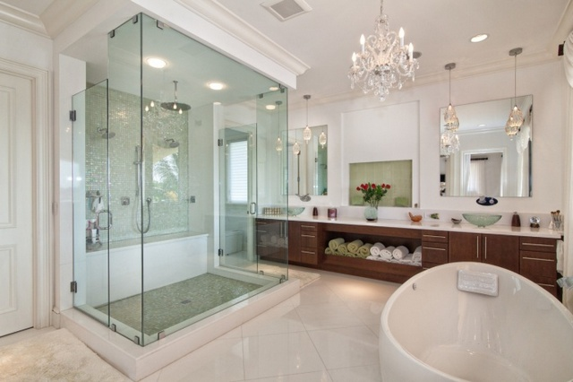 modern tarzda duşakabin