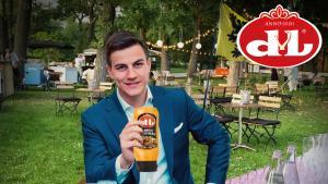Dries Van Langenhove schittert in nieuwe BBQ-campagne van Devos & Lemmens