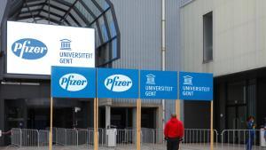 """Stad Gent bewaart Pfizer vaccin in Flanders Expo: """"Het is daar exact -80 graden"""""""