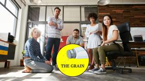 De Korrel wordt The Grain!