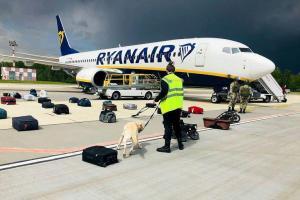 """Woordvoerder Ryanair: """"Voor onze prijzen kan je niet verwachten dat we je niet uitleveren aan een corrupte staat"""""""