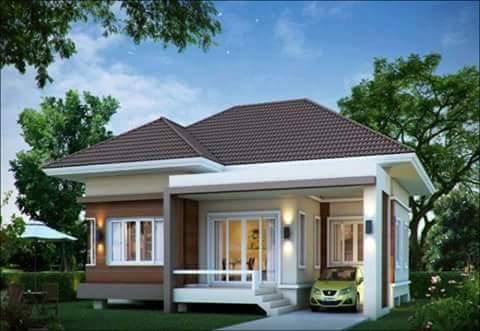16 Desain Rumah Desa Sederhana Dan Modern Terbaru 2019 Dekor Rumah