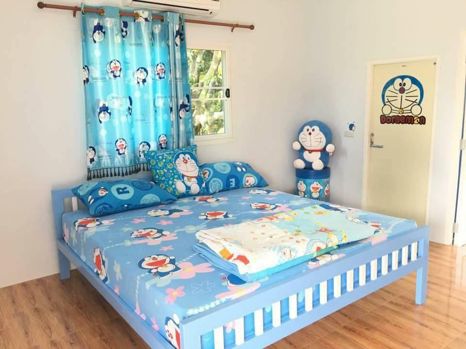 Desain Rumah Doraemon Minimalis Terbaru 2018 Full Interior