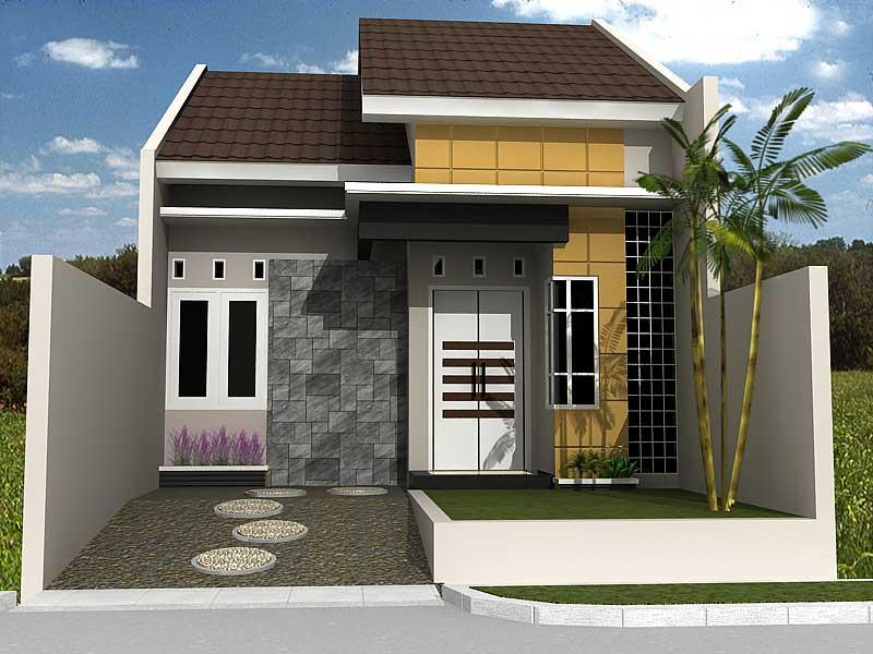gambar-rumah-minimalis & Ide Desain Rumah Minimalis untuk Pengantin Baru