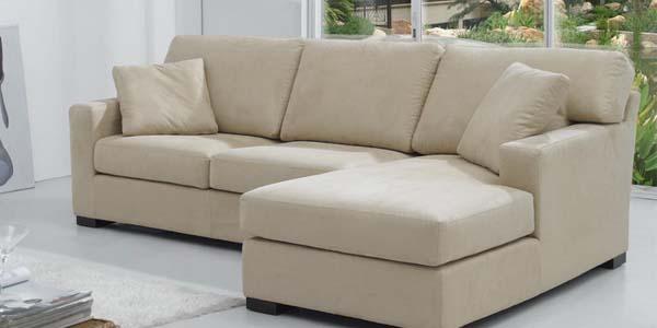 sofa sudut warna coklat muda