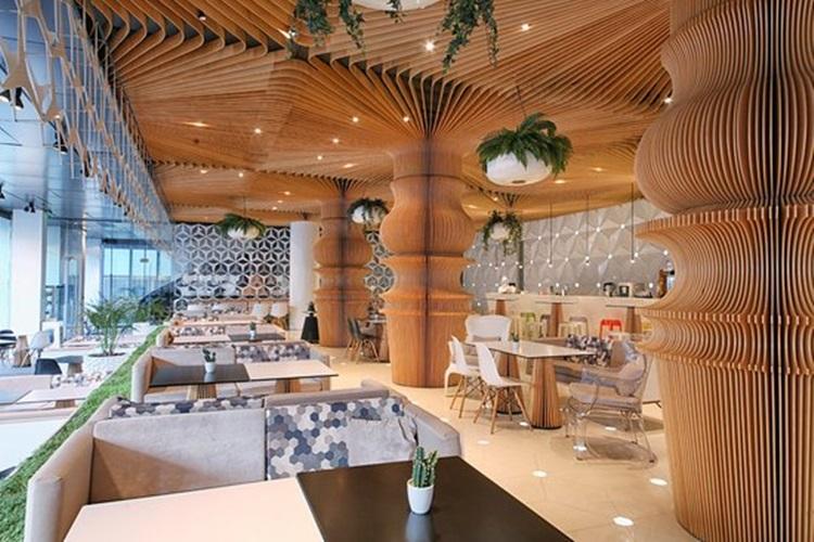 10 Desain Kafe Unik Dari Seluruh Dunia