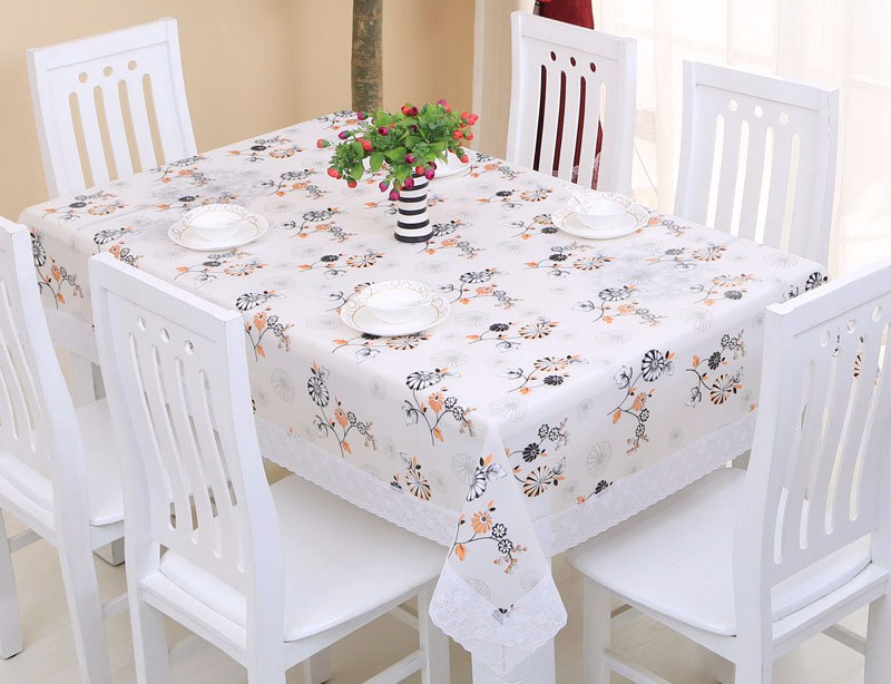 Taplak Meja untuk Dekorasi Ruang Makan