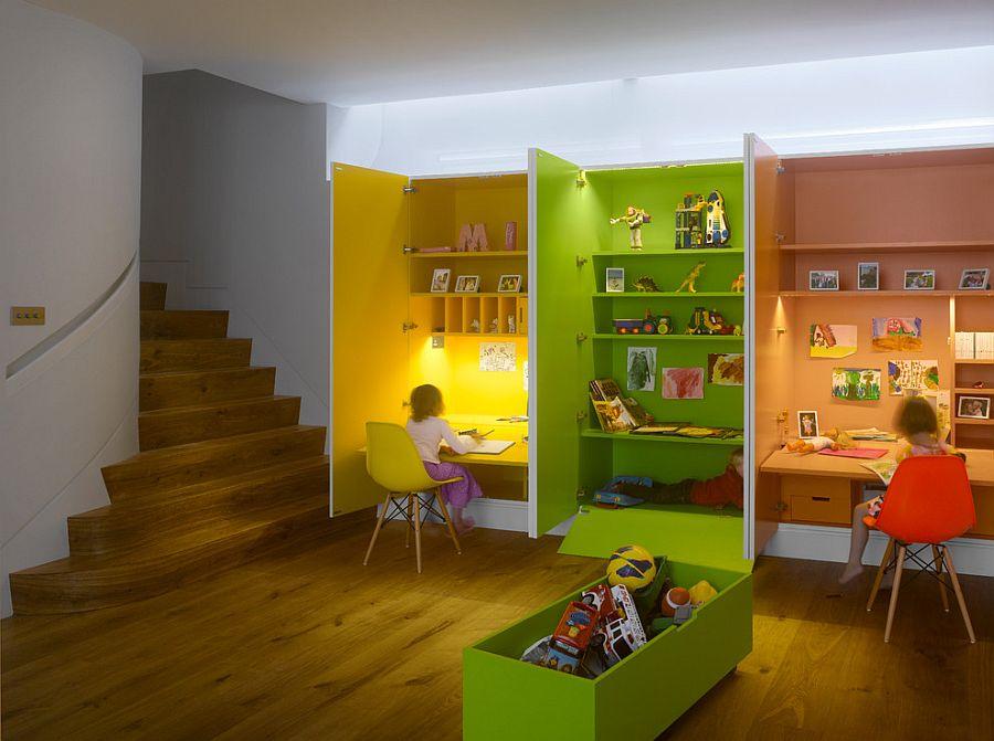 Warna Cat Ruang Kerja dan Belajar