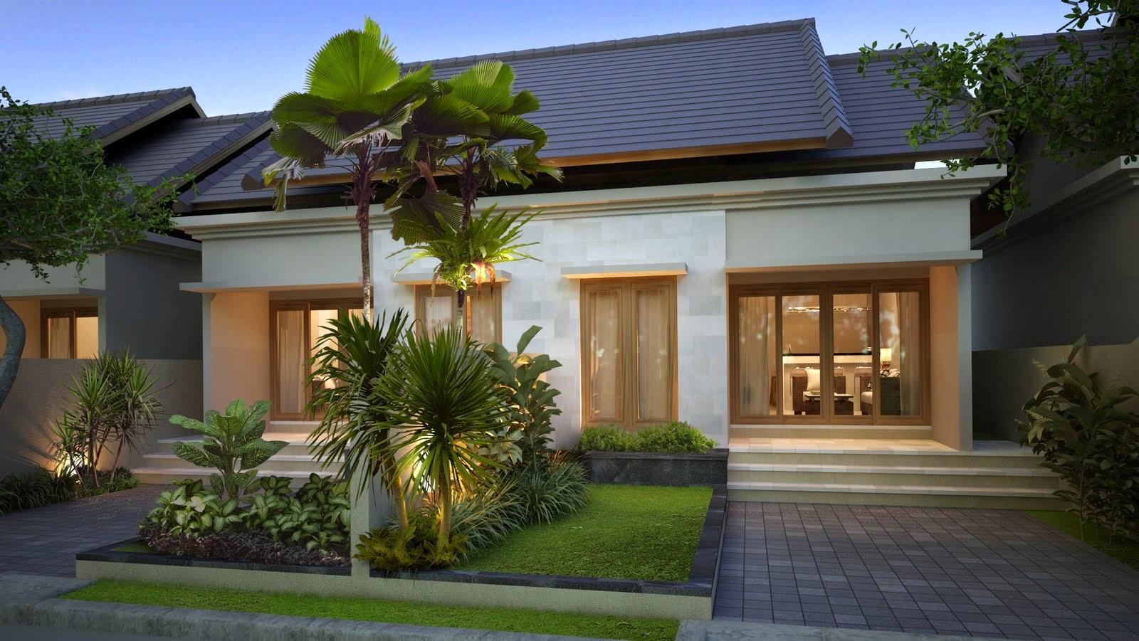 Konsep Cantik Interior Desain Rumah Minimalis Type 36 ...