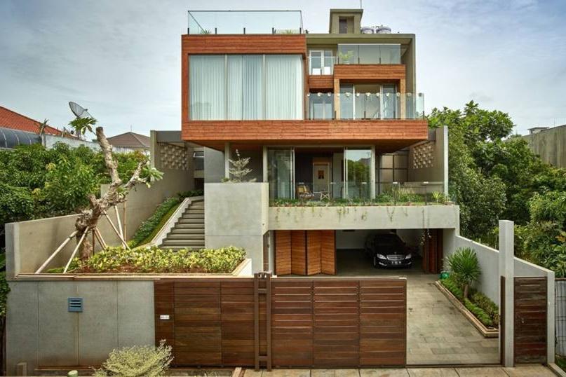 Desain Rumah Mewah Raw Architecture & 9 Desain Rumah Mewah oleh Arsitek Ternama di Indonesia