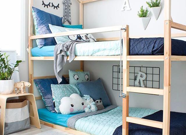 17 Desain Tempat Tidur Tingkat Seru Agar Ruangan Tampil Lega