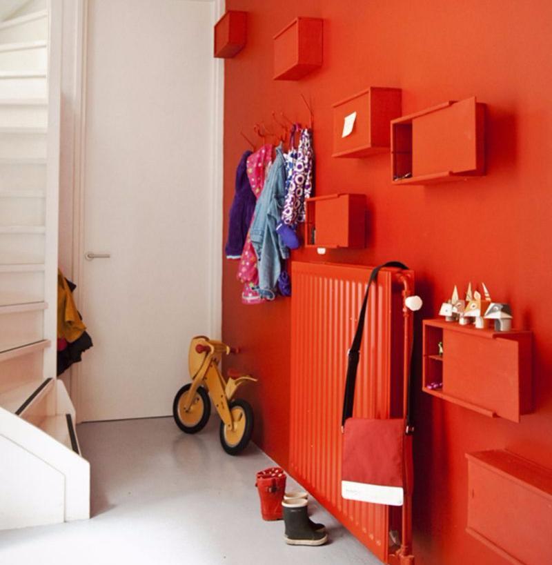 Hasil gambar untuk warna rumah merah