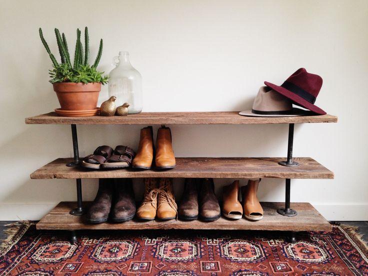 Rak Sepatu Farm House