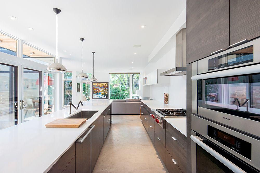 Desain Dapur Minimalis Void