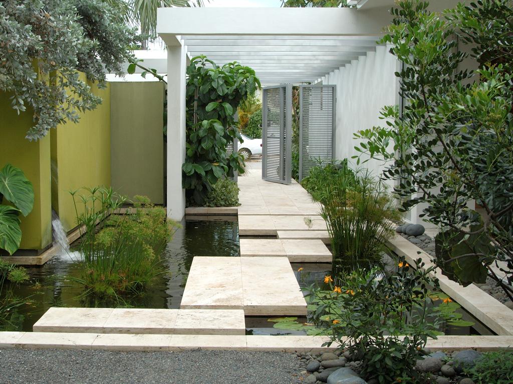 7 Ide Taman Minimalis Depan Rumah Di Lahan Terbatas