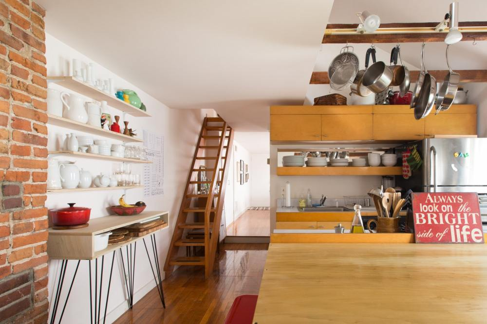 dapur sederhana dan rapi