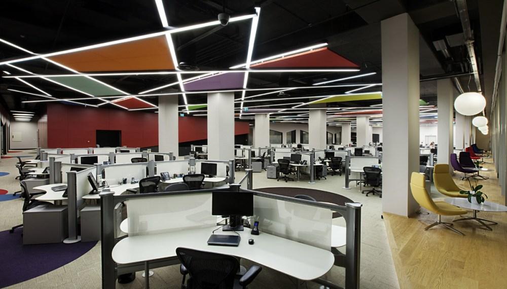 Plafon Minimalis Sistem Pencahayaan