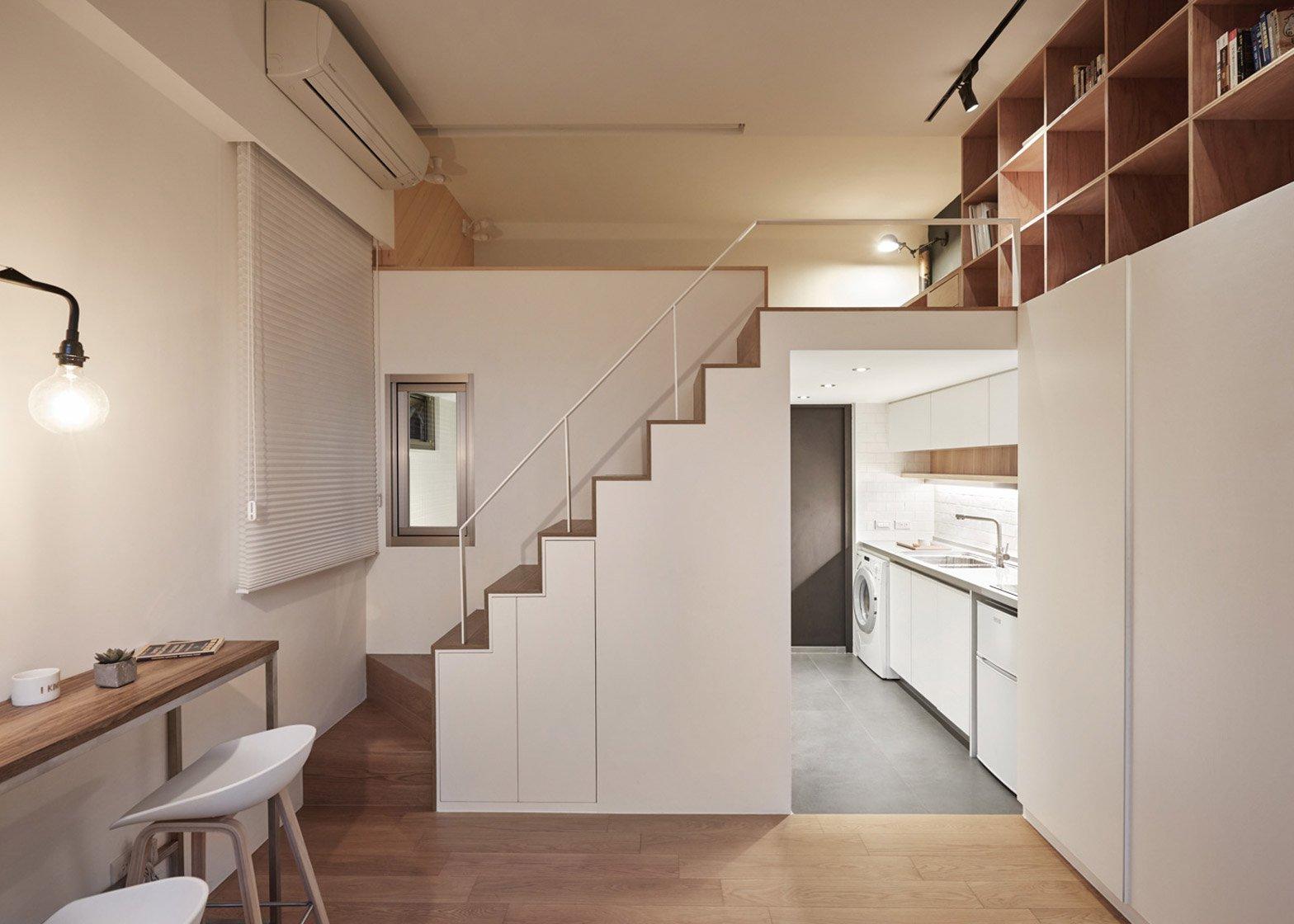 11 Desain Apartemen Mungil Favorit Keluarga