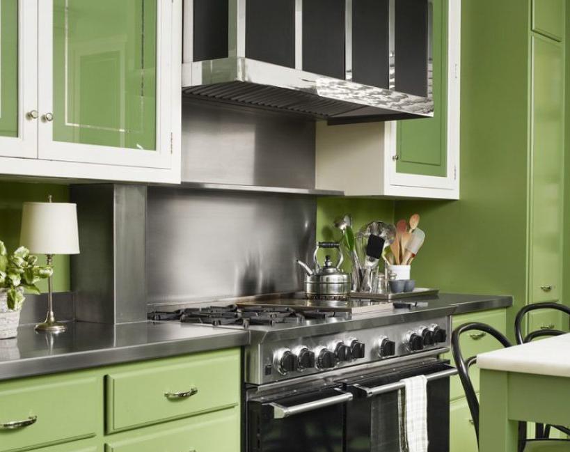 Kitchen Set Mini Hijau