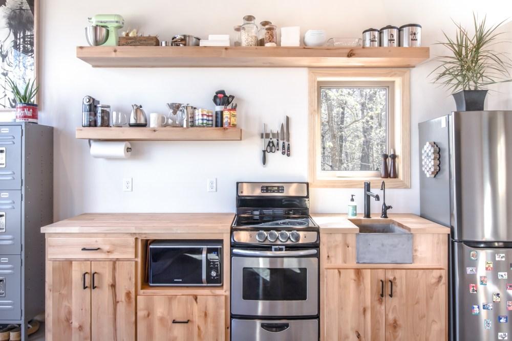Kitchen Set Mini Beraksen Natural
