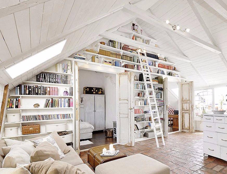 Rumah Shabby Chic Langit Artistik
