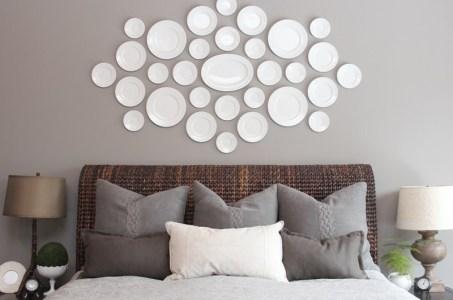 10 kreasi hiasan dinding ini murah meriah, kamu harus lihat!