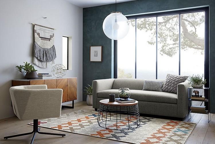 Sentuhan Bohemian Modern Pada Desain Apartemen Melalui Dekorasi