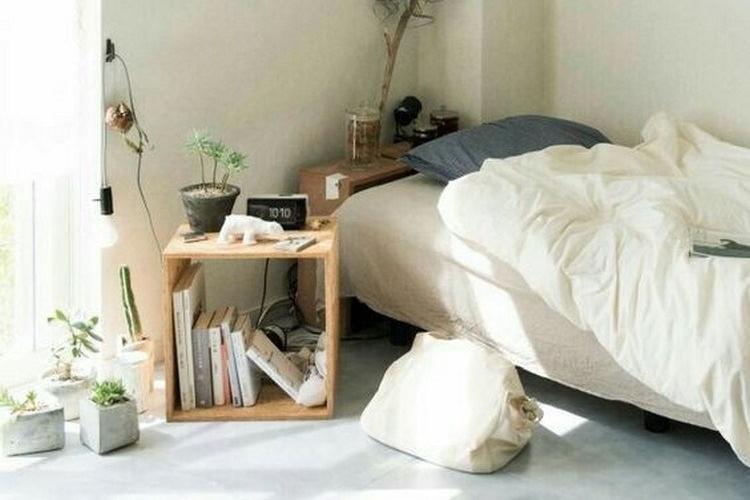 Desain kamar minimalis dengan furnitur minimalis
