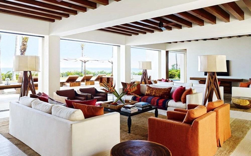 Desain Rumah Mewah Cindy Crawford