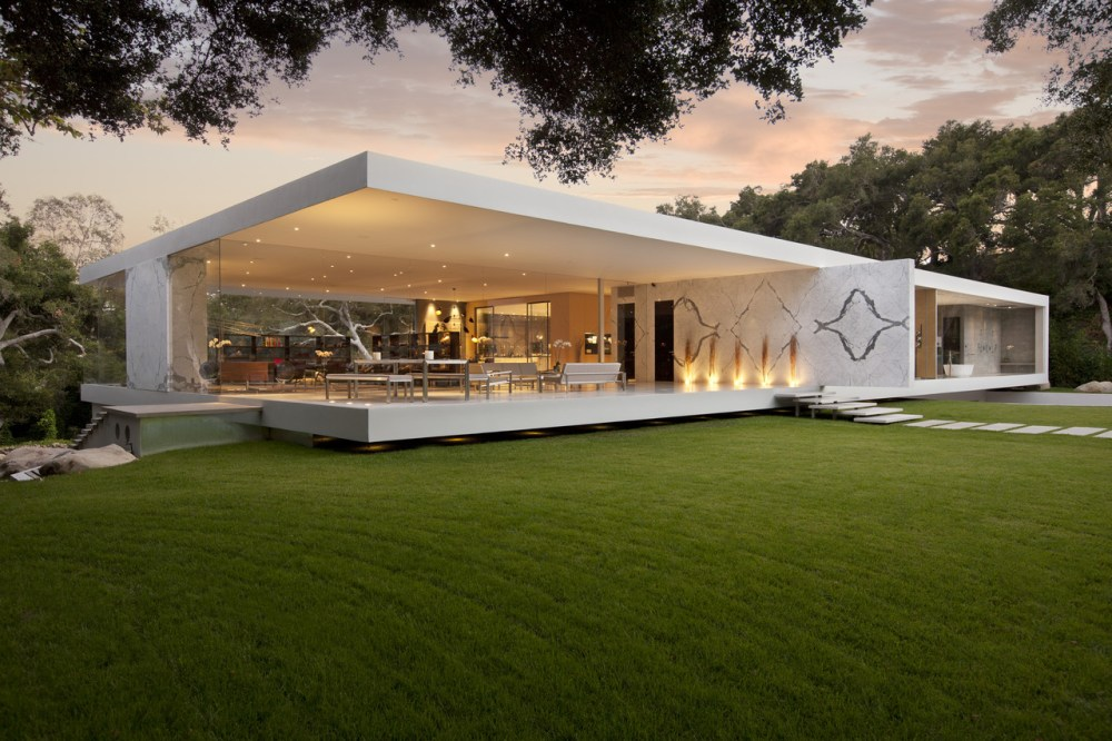 Arsitektur Rumah Modern