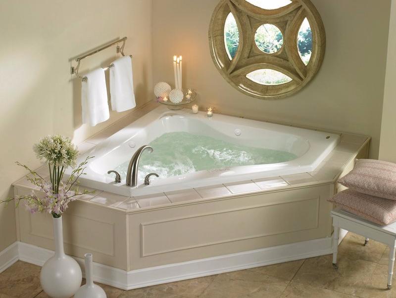 8 Jenis Bathtub Untuk Berbagai Gaya Interior Kamar Mandimu