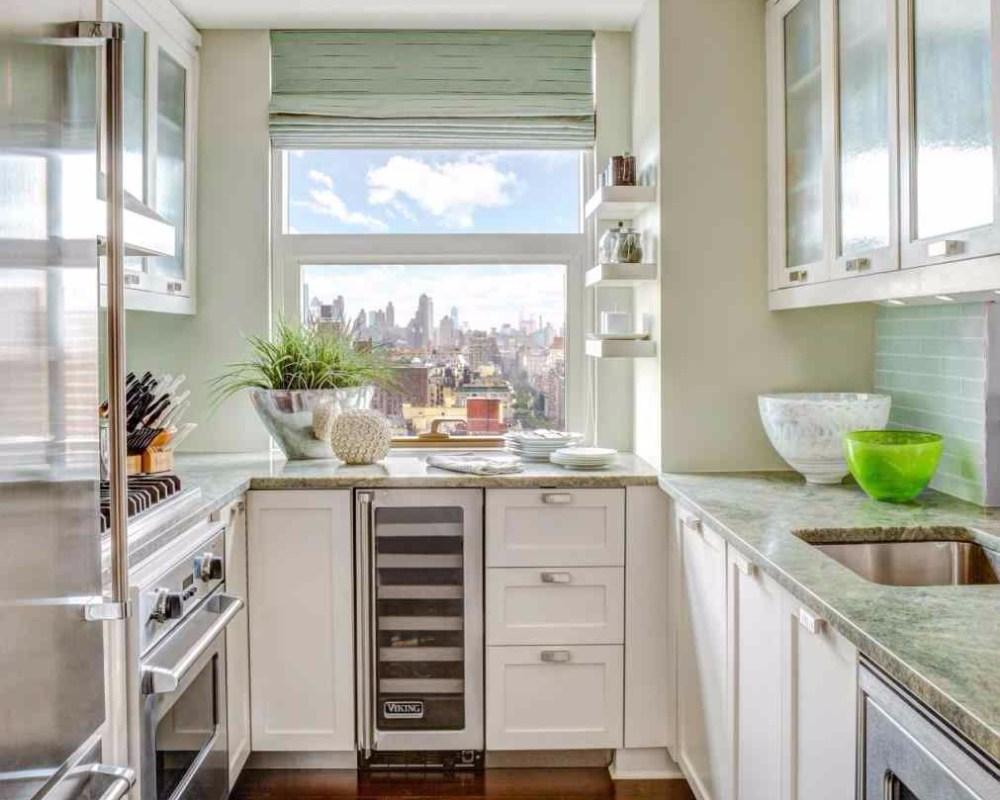 12 Alasan Kenapa Punya Desain Dapur Kecil Lebih Untung