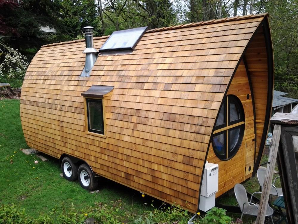 10 Desain Rumah Kayu Untuk Lahan Sempit