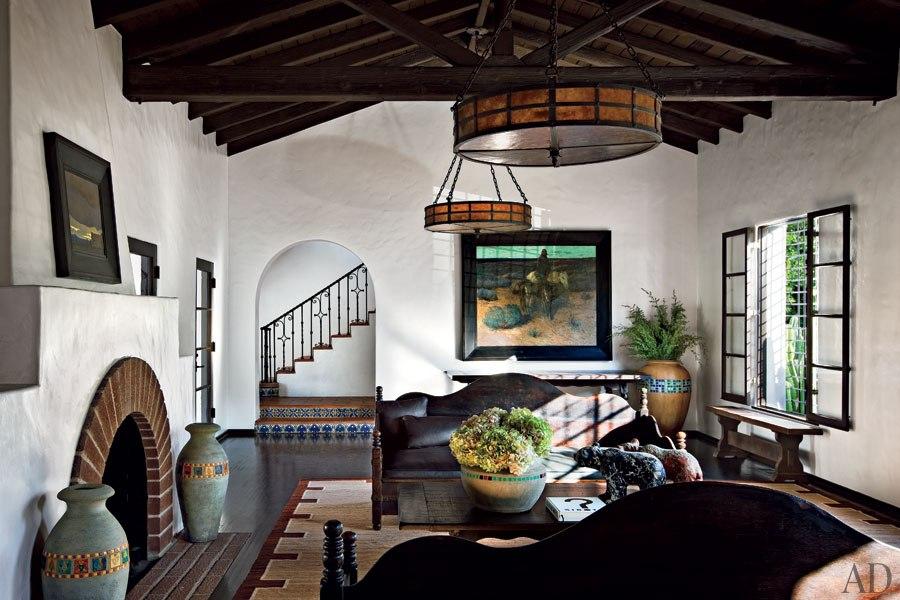 Desain Rumah Mewah Diane Keaton