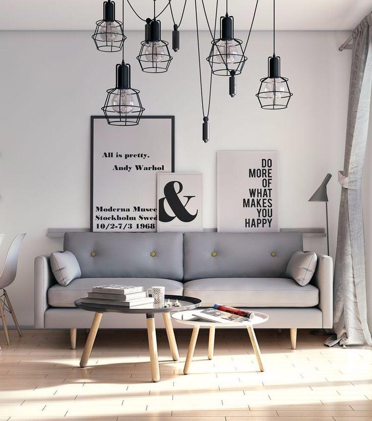Desain Rumah Minimalis 2 Lantai 6x12 Furnitur Kontemporer