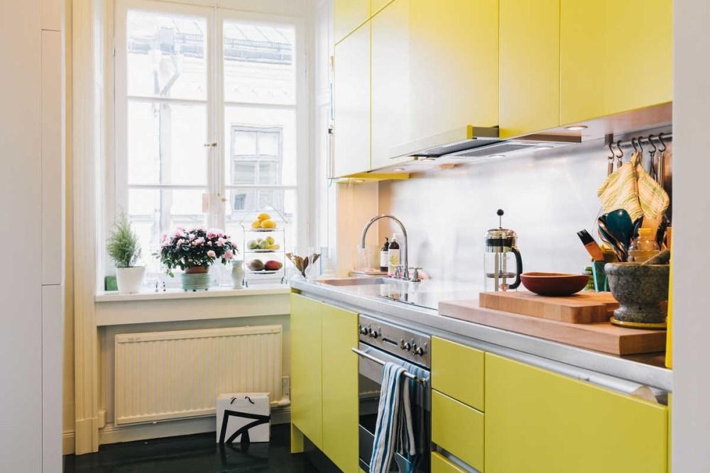 Kitchen Set Apartemen Kecil