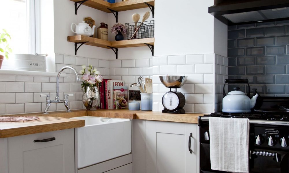 Kitchen Set Mini Pojokan