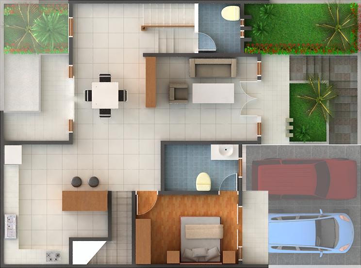 9700 Koleksi Desain Taman Depan Kelas Sederhana Gratis Terbaru