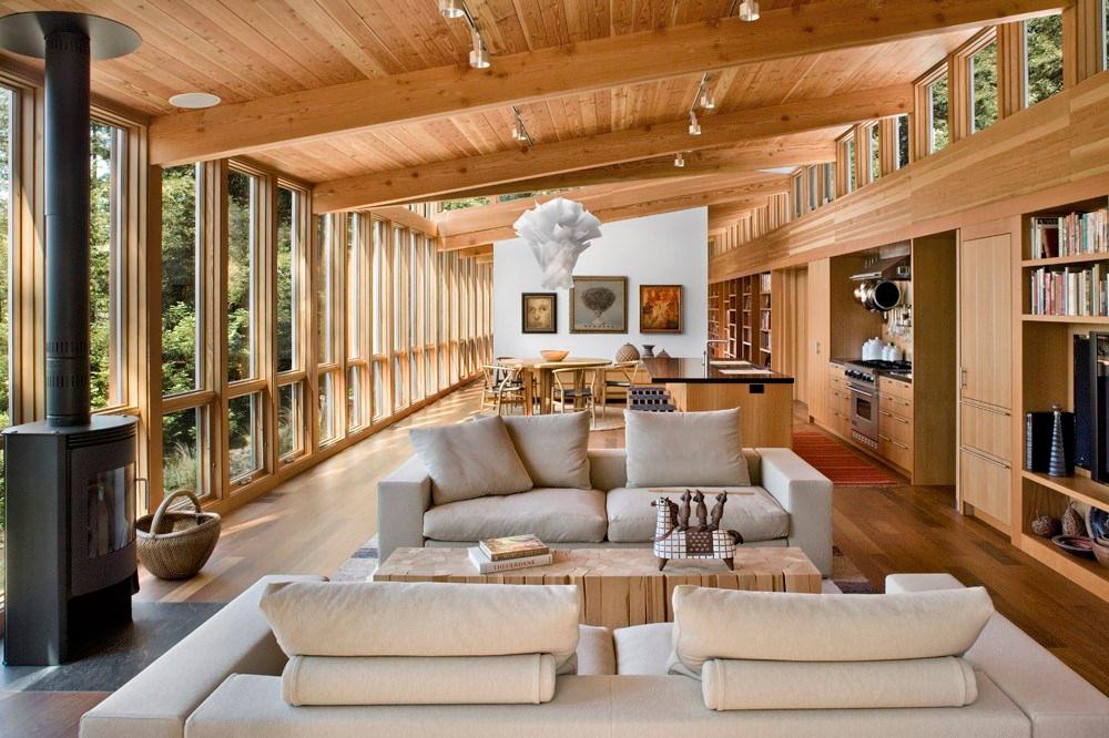 10 Item Dekorasi Yang Harus Ada Di Rumah Kayu